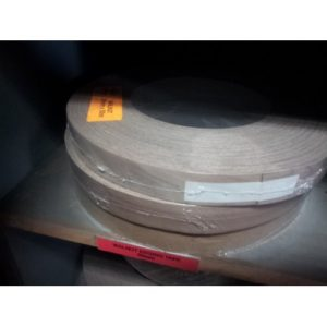 Walnut Veneer Edging Tape