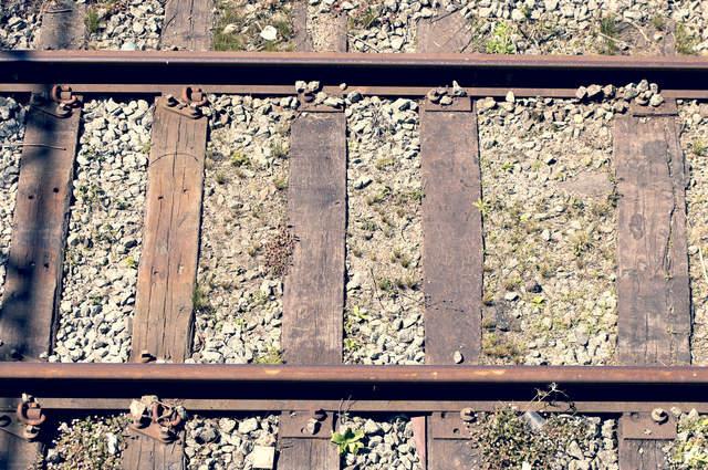 Railway Sleepers image by JaboticabaFotos (via Shutterstock).