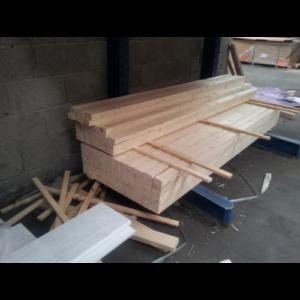 Scant - Semi-planed White Wood