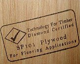 Diamond Quality Plywood
