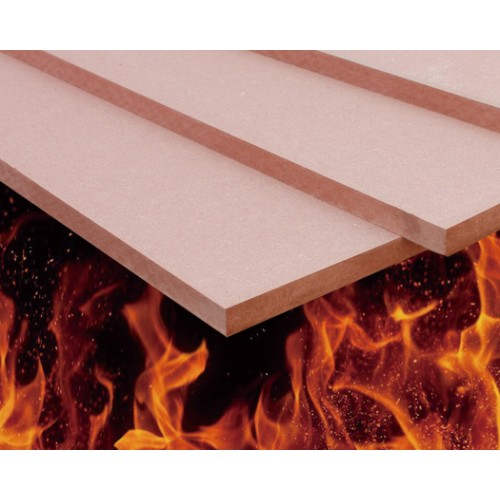 Flame Retardant MDF (3050 x 1220mm)