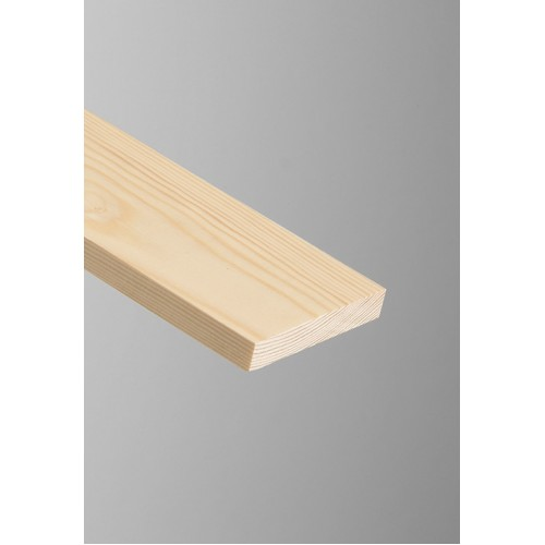 Mouldings - Plain Squared Edge
