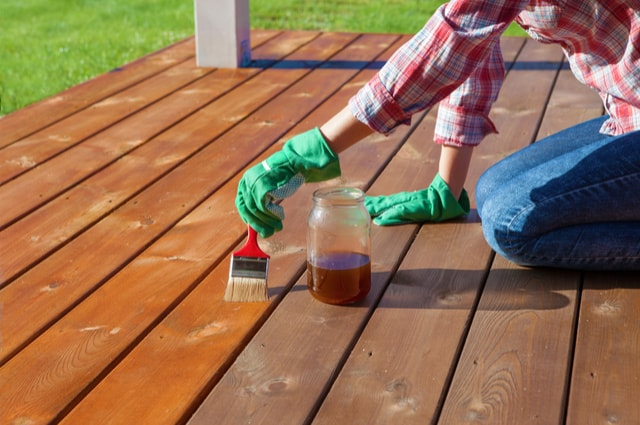 decking maintenance