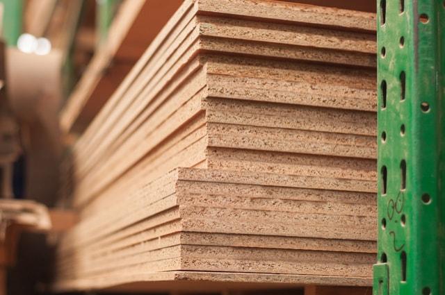 Storage of wood