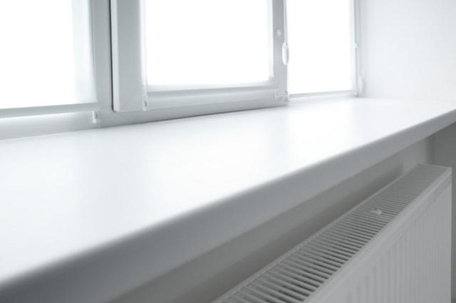 MDF window board