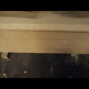 T&G chipboard flooring
