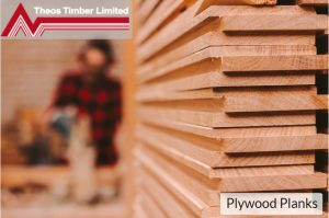 plywood planks